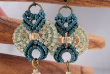 Macrame - Earrings