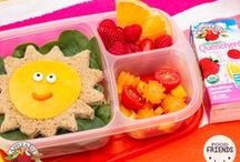 Lunchbox Creations / We believe that the lunch box should welcome creativity from parents and kids alike.