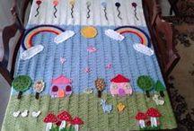 örgü-crochet stitch / örgü