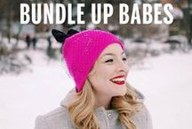 Bundle UP Babes! / by Betsey Johnson
