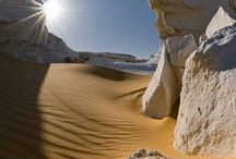 World of Anak, Ruben desert & Deuel waste / Fantasy world for Dungeons & Dragons, East border of Anak