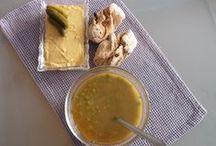 homemade vegan food / az ebédeink