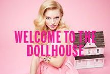 Welcome to the Dollhouse! / Bestey's ready to play house in her spring 2015 lookbook! / by Betsey Johnson
