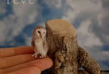 1:12 scale Reve Mini Animals / by Louise Glass