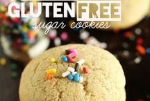 Cooking for Allergies / Cooking and Baking for those with Gluten, Nut and peanut allergies or Lactose Intolerant