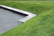 design - outdoor seating / design of simple, classical and elegant public seats and benches