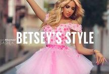 Betsey's Style / by Betsey Johnson