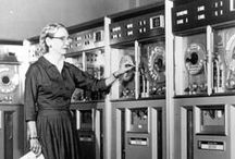 notable women in STEM / (Science, Tech, Engineering and Math)