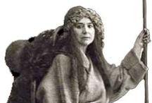 notable women of adventure