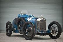 the open wheeler era / automotive design to 1940