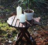 Taburetes en forma de pez / Llamativos taburetes de madera plegables en forma de peces. ¿Por qué hacer que un niño se sienta pequeño en una silla tan grande cuando puede tener una perfecta para su tamaño? ¡Un divertido taburete que también se puede utilizar para jugar y estimular la creatividad de los niños!