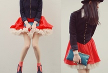 Fashionista / by Ilse Hess