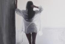 Nice, Beauty, Sensual / Paints by Talantbek Chekirov