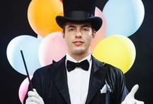 Magicians for Hire / Big Time Entertainment have a great selection of Kids Magicians, Close Up Magicians, Corporate Magicians and Wedding Magicians available around the United Kingdom.  Magicians make great entertainment for Kids and Adults at many different type of events.Call us on 020 7127 9119 www.bigtimeentertainment.co.uk / by Big Time Entertainment Ltd UK