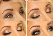 советы в картинках  / Tips in Pictures / advise you some useful things about make-up and hair beauty  / by YANGILDINA STUDIO