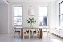 interior | dining areas