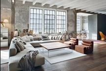 love Loft interiors