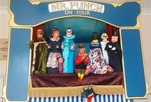 Punch and Judy Show Hire / Big Time Entertainment have a fun selection of Punch and Judy Shows available across the United Kingdom.  Punch and Judy Shows are very popular and make great entertainment at Kids Parties and Events and Corporate Events / by Big Time Entertainment Ltd UK