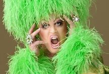 Drag Act Hire / Big Time Entertainment have a selection of drag acts for hire / by Big Time Entertainment Ltd UK