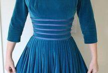 Dress Inspiration: Blue