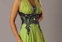 Dress Inspiration: Green