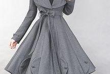 Dress Inspiration: Grey