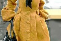 Dress Inspiration: Yellow