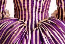 Dresses: 1780s