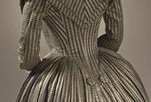 Dresses: 1790s