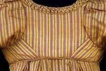 Dresses: 1800s
