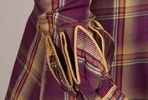 Dresses: 1820s