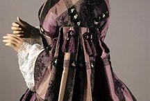 Dresses: 1850s