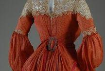 Dresses: 1900s