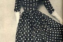 Dresses: 1950s