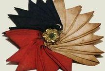 Accessories: 1790s / Hats, Gloves, Parasols, Purses & Shoes