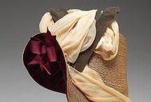 Accessories: 1880s / Hats, Gloves, Parasols, Purses & Shoes