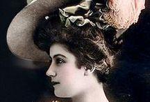 Accessories: 1900s / Hats, Gloves, Parasols, Purses & Shoes