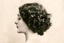 Art: Edwardian 1900s - 1910s / Paintings & Fashion Plates