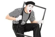 Mime Act Hire / Big Time Entertainment have a selection of Mime Entertainers around the United Kingdom  If you are looking for a mime act for you event get in touch with Big Time Entertainment Limited as we can help  Call us on (020) 7127 9119 / by Big Time Entertainment Ltd UK