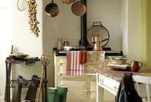Kitchens / Sisustusideoita keittiöön