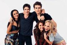 The Vampire Diaries/The Originals / by Sara