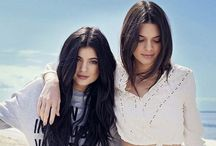 Kendall and Kylie / by Sara