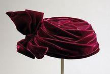 Accessories: 1960s / Hats, Gloves, Parasols, Purses & Shoes