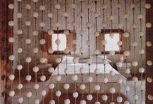 Curtains / Curtains, Shades / Cortina / by maryohbeautiful