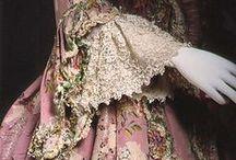 Early 18th Century Fashion