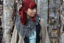 Turned into Treasure - Clothes and Fashion / Making old things new and fabulous! - Refashions and outfits.