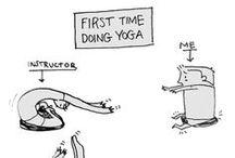 Yoga Humor / Is Yoga Funny?  Yep! :-)