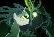 My Little Pony / Preciosas imagenes de My Little Pony - La Magia de la Amistad.