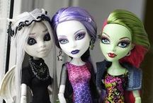Monster High / Muñecas de Monster High