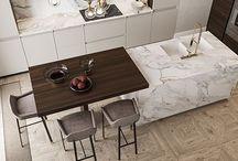 KITCHEN INSPIRATION / inspiratie voor de keuken.  www.artdesignwonen.nl